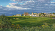 The 17th Hole 2015 The Road Hole The Royal And Ancient Hartough A/p 60 Canvas