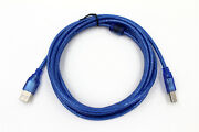10ft Usb Cable Cord Wire Plug For Cricut Expression Electronic Cutter Machine