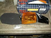 Heavy Duty Cab Roof Amber Marker Light 81311 Free Shipping