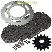 Steel O-ring Drive Chain And Sprocket Kit For Ducati 900 Ss 1998-2002