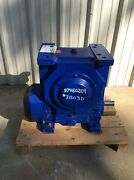 New Renold Wm8 451 Right Angle Gear Reducer 601 Ratio Holroyd 79700/10 K14