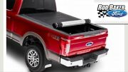 17 Super Duty Tonneau Cover Hard Roll-up By Rev Black For 8.0 Bed Don't Buy Chea