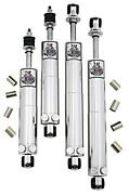 Viking Smooth Body Front And Rear Double Adjustable Shock Kit 58-96 Impala B-body