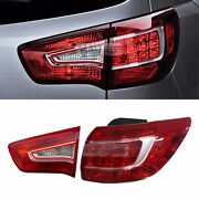 Oem Genuine Parts Rear Lamp Tail Light Assy Right For Kia 2011-2013 Sportage R
