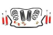 68-72 Chevelle Umi Performance Suspension Kit Stock Height/ Stage 1 Black