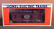 Lionel 6-17611 Nyc New York Central Woodsided Caboose W/illuminated Interior
