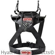 Simpson Hybrid Sport Head And Neck Restraint - Sfi Approved / All Sizes