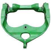 Re21317 Tractor Drawbar Support Front Includes Bushings Fits John Deere