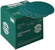 New Green Corps Stikit Production Discs 3m Marine 01547 Grade 40e 6