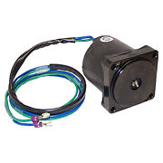 Trim Motor 2 Wire 4 Bolt Evinrude 75-250hp Ffi 1998 And Up Female Sealed Ends