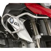 Givi Engine Radiator Guard Stainless Steel Tube Bmw R1200 Gs 2013-2016 Tnh5114ox