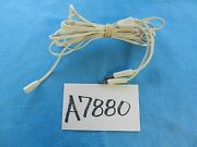 Valley Lab Surgical 12ft Reusable Bipolar Cable E0019