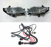 Oem Fog Light Lamp Assembly With Wire 3p For 07-15 Hyundai I800 Imax H1 Starex