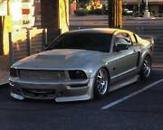 Kbd Body Kits Eleanor Style Polyurethane Front Bumper Fits Ford Mustang 05-09