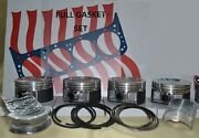 Fits Caterpillar Forklifts With S6s - Basic Engine Rebuild Kit