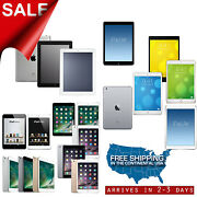 Apple Ipad 5678 Minis Airs Pros 9.7-inch10.5-inch12.9-inch - Wi-fi Only