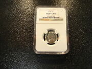 1955 Jefferson Nickel Ngc Pf68 Proof Cameo- Brillant Coin-great Strike-discount