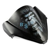 Airbrushed Ape Windscreen Windshield For Gsxr 600 750 Fairing Motorcycle