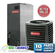 Goodman 2.5 Ton 15 Seer Cool Only System Gsx140301