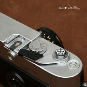 Cam-in Shutter Button For Leica M Camera Chinese Peking Opera Mask Sliver