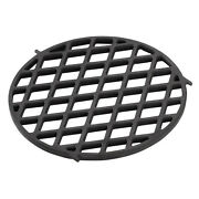 Weber Gourmet Bbq System Cast Iron Sear Grate Insert Outdoor Barbecue Grill
