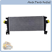 New Charge Air Cooler /intercooler Fits 2011 2012 2015 Chevy Cruze 6005 1.4l