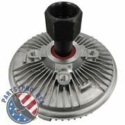 Cooling Engine Fan Clutch For Chevrolet Colorado Gmc Canyon 2004-2012 2.8l 2.9l