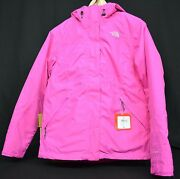 Nwt The Womenand039s Amy Tri-climate 2 In 1 Jacket. Womenand039s Size M Pink