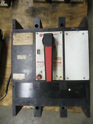 Ge Powerbreak Thmm4608 800a 3p 600v Mo/do Circuit Breaker Used E-ok