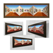 Gallery Modern Art Alive Pic 3d Picture Optical Illusion Gift Augmented Reality