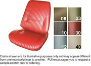 1969 Oldsmobile Cutlass Holiday / S Front Seat Covers - Pui