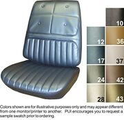 1970 Oldsmobile Cutlass Supreme Front And Rear Seat Covers Pui