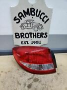 03-05 Rio Driver Side Tail Light 4dr