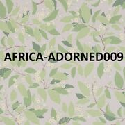 Schumacher Southern Charm Dogwood And Leaves Fabric 10 Yards Grey Taupe Multi