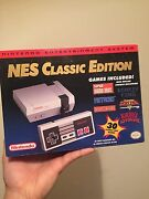 Nintendo Nes Classic Edition Bundle With Extra Oem Controller Discontinued