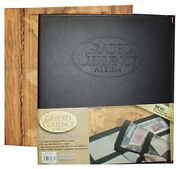 Certified Currency Album Pmg Pcgs Icg Paper Money Binder 12 Clear Pages Free Us
