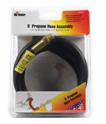 Mr. Heater F273717 Propane Appliance Extension Hose Assembly 1/4 In. X 5 Ft.