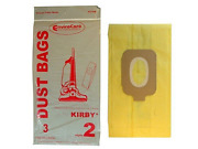 Kirby Style 2 Vacuum Bags Type Vac Heritage 1, I, One Vac, 19068103, 837sw