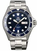 Orient Ray 2 Diving Sport Automatic 200m Watch Blue Dial Faa02005d