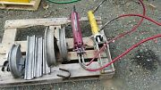 Enerpac 10 Ton Double Acting Pipe Bender