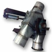Used 6andquot Stainless Steel Diverter Valve