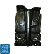 1978-88 Gm G Body Cars Interior Full Floor Pan 1 Piece With Trans Tunnel