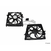 New Genuine Engine Cooling Fan Assembly 17427598740 For Bmw X5