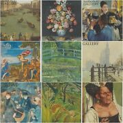 The National Gallery Art Greeting Card