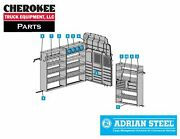 Adrian Steel 5075nh General Service Starter Package Gray Nv High Roof