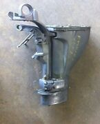 Clean Used Freshwater Yamaha Outboard 9.9 4 Stroke 20 In. Exhaust Housing Tiller