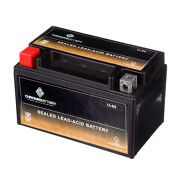 Ytx7a-bs Motorcycle Battery For Honda Tr200 Fat Cat 200cc 87