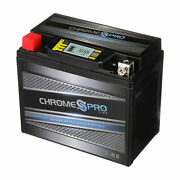 Ytx12-bs High Performance - Maintenance Free - Sealed Igel Motorcycle Battery