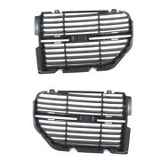 05 06 07 Magnum Se Front Grill Grille Insert Assembly Left And Right Side Pair Set