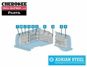 Adrian Steel 2261f Phvac Package For Ford Long Wheelbase